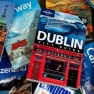Lonely Planet travel guide books