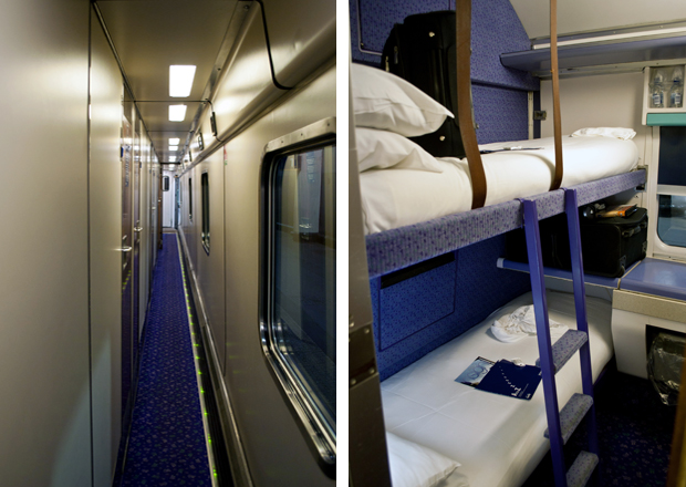 The Caledonian Sleeper A Night On The Rails On The Luce
