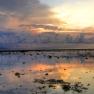 Sunset on Gili Trawangan, Lombok, Indonesia
