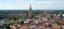 View from the Belfry in Bruges, Belgium