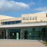 The Utah Beach Museum in Normandy, France