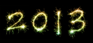2013 sparkler text