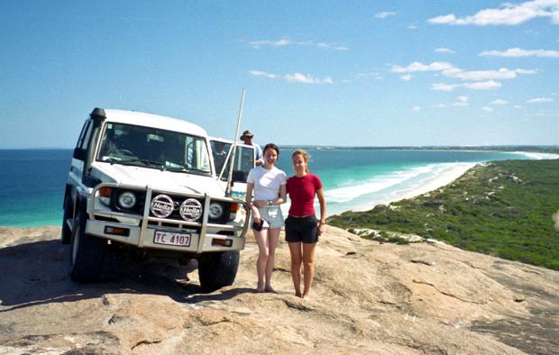 Exploring Cape Le Grand National Park, Wester Australia