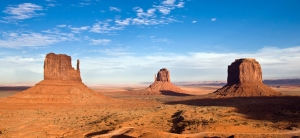 Monument Valley on southwest USA road trip