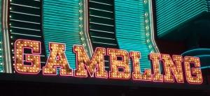 Vintage neon signs in Old Las Vegas, Fremont Street