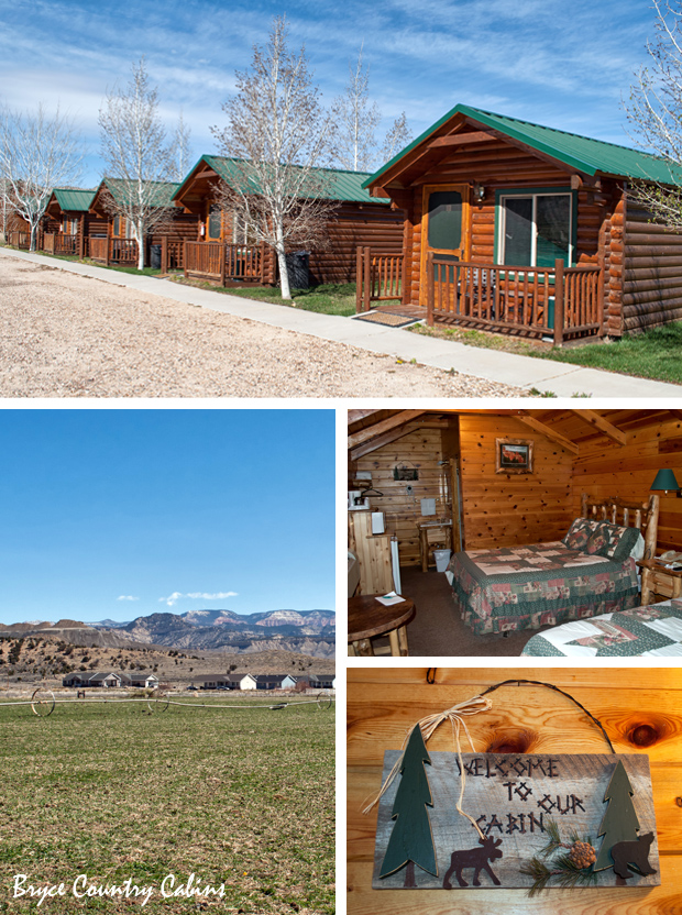 Bryce Country Cabins accommodation in Tropic, Utah
