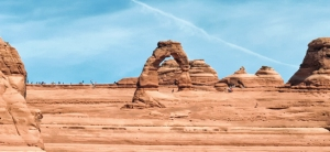 Delicate Arch, Arches National Park, Utah, USA