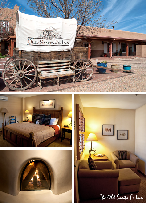 The Old Santa Fe Inn accommodation in New Mexico