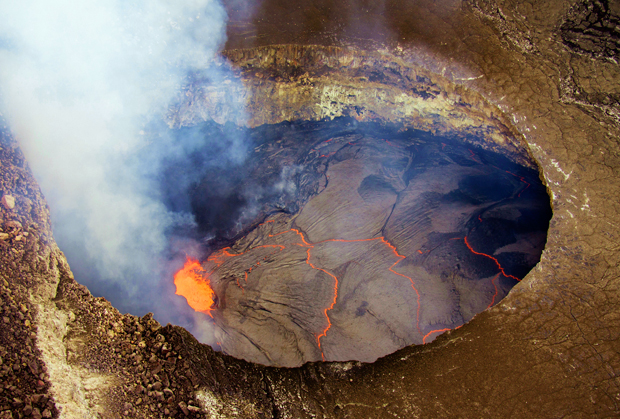 Volcanoes National Park, Hawaii, USA
