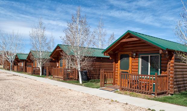 Bryce Country Cabins, Tropic, Utah, USA