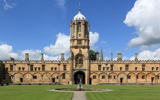 Christ Church College, University of Oxford, England