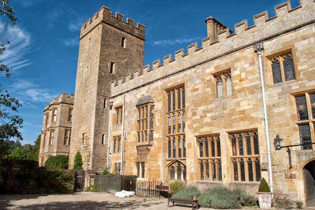 Sudeley Castle in Gloucestershire