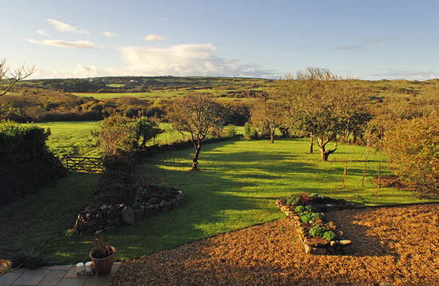 Old Pear Tree Barn holiday rental Cornwall