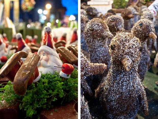 Belfast Christmas market, Northern Ireland