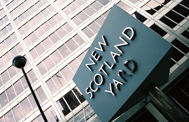 New Scotland Yard, London