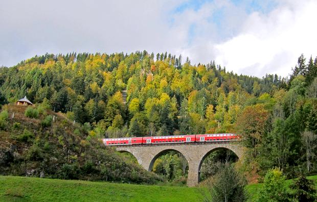 Black Forest Railway, Germany