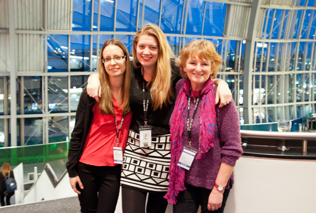 Traverse 14 conference in Newcastle Gateshead