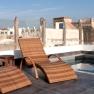 Rooftop pool at Riad Dar Maya, Essaouira, Morocco