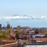 View of Atlas Mountains from Riad Capaldi , Marrakech