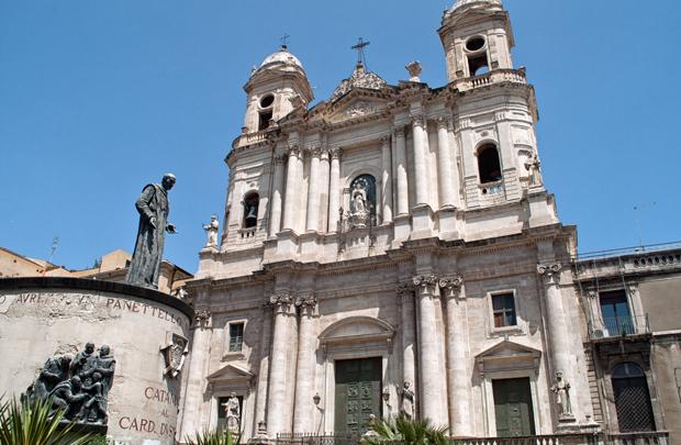 Baroque architecture in Catania, Sicily
