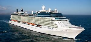 Celebrity Cruises ship the Equinox