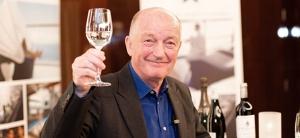 Wine expert Oz Clarke