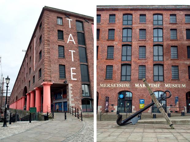 Museums, Liverpool Albert Dock