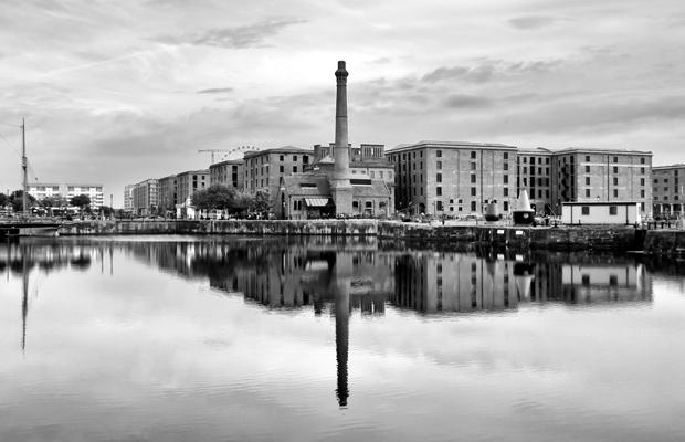 Pump House, Liverpool Albert Dock