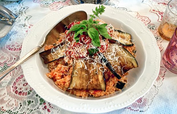Sicilian cookery class in Catania