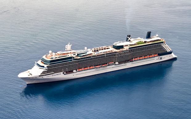 Celebrity Equinox cruise ship