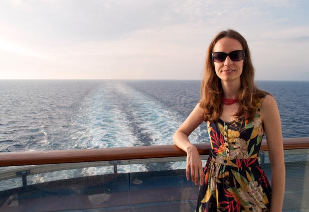 Celebrity Equinox ship