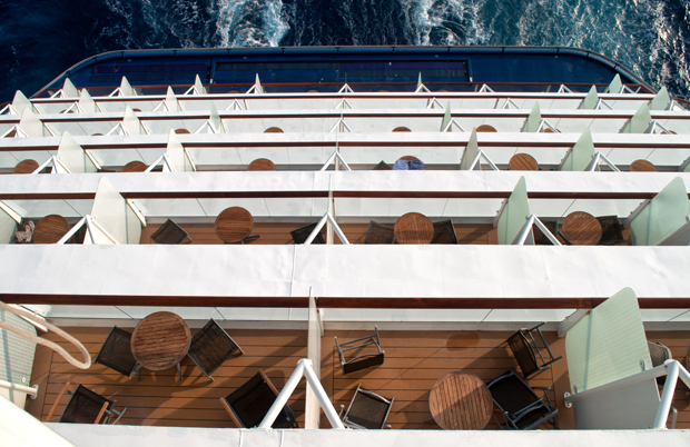 Cabins on Celebrity Cruises ship