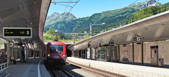 European rail trip tips