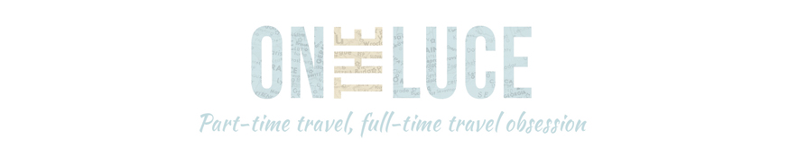 On the Luce travel blog – combining travel, love, work and life ioX7QXjPXCIR9ulD5nKaQWg